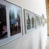 Эрбосин Мальдибеков. Семейный  альбом,2006.  Фотопечать, багет, антибликовое стекло